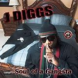Songtexte von J-Diggs - Soul of a Gangsta