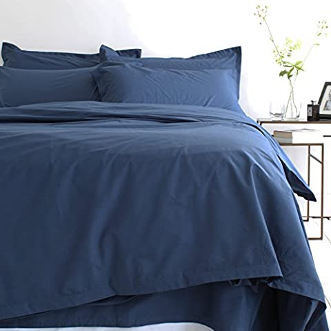 Seriously Comfy Egyptian Cotton 200 Thread Count Oxford Pillow Cases