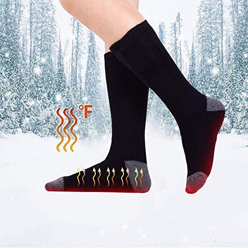 Ridecyle Men&Women Heated Socks,...