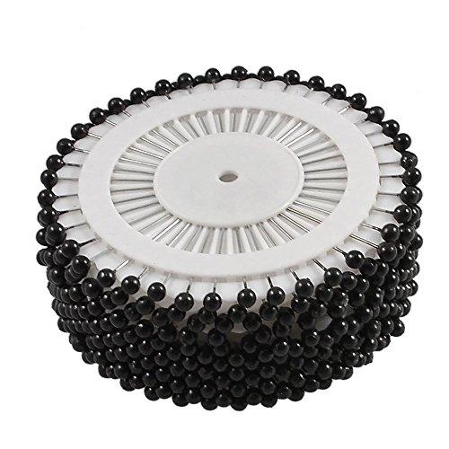 480x Ronda sintética Pearl alfileres costura Costura