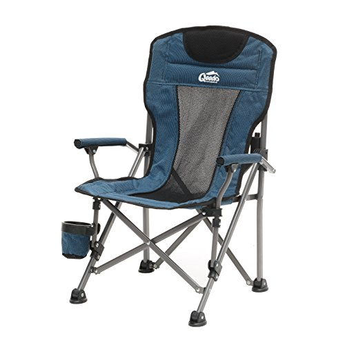 Qeedo Johnny Junior Kinder Camping-Stuhl - blau