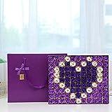 Aoligei 99 Seifenrosen Geschenkboxen Geburtstagsgeschenke romantisch praktisch 44*36*5cm