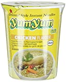 Yum Yum Instant Nudeln Huhn Cup 70g, 18er Pack (18 x 70 g)