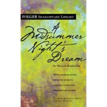 A Midsummer Night's Dream (Turtleback School & Library Binding Edition) (Folger Shakespeare Library) by William Shakespeare (2004-01-01)