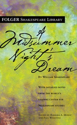 a-midsummer-nights-dream-turtleback-school-library-binding-edition-folger-shakespeare-library-by-wil