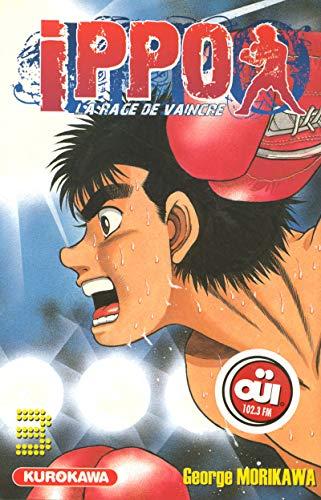 Ippo - Saison 1 - La rage de vaincre Vol.3 par MORIKAWA George