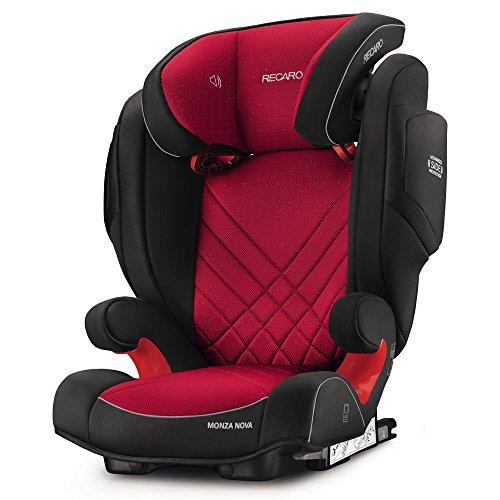 Preisvergleich Produktbild Recaro 4031953067525 Kinderautositz Monza Nova 2 Seatfix, rot