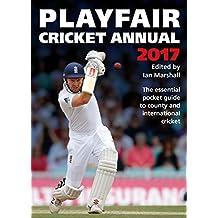 Playfair Cricket Annual 2017 (English Edition)
