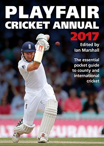 Playfair Cricket Annual 2017 (English Edition) por Ian Marshall