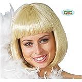Juguetes Fantasia - Peluca rubia corta