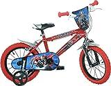 Vélo Enfant Garçon 14 Pouces Dino Vert
