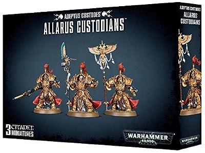 Allarus Custodians 01-13 - Adeptus Custodes - Warhammer 40,000