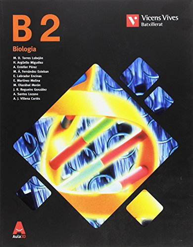 B 2 (BIOLOGIA) BATXILLERAT AULA 3D: 000001 - 9788468236124