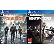 Tom Clancy's The Division + Tom Clancy's Rainbow Six Siege - PlayStation 4