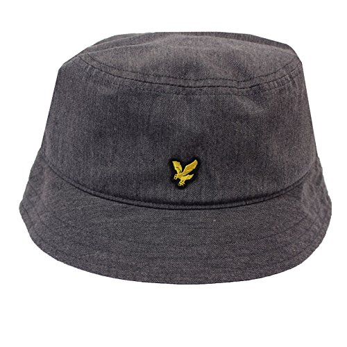 cappello-pescatora-bucket-marl-lyle-scott-grey