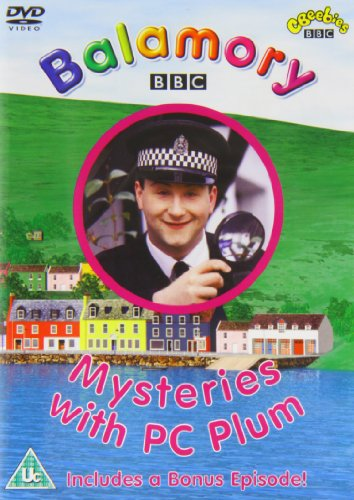 Preisvergleich Produktbild Balamory - Mysteries With PC Plum [UK Import]