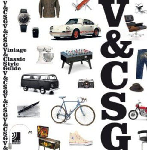 Vintage & classic style guide. Ediz. inglese e tedesco