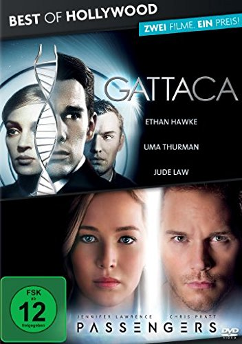 Best of Hollywood - Gattaca / Passengers [2 DVDs]