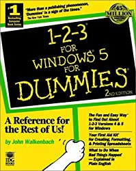 1-2-3 for Windows For Dummies by John Walkenbach (1994-08-11)
