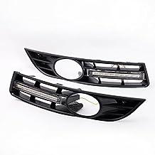 katur 2x LED luz diurna con rejilla para VW Passat B62006–20096000K 4,5W/pcs luces antiniebla