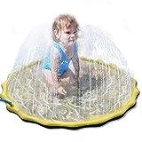 Streuen Und Spritzen Spielmatte Spielzeug for Schwimmen Im Freien Strand Rasen Aufblasbare Sprinkler Pad Kinder Kinder Spritzwasser Spielmatte