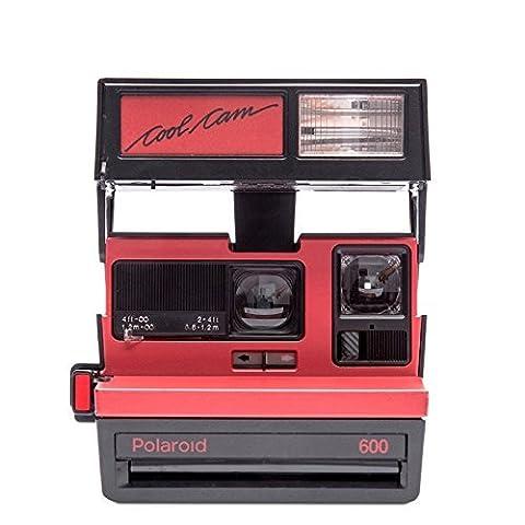 Polaroid 600 Instant Analog Camera - Cool Cam