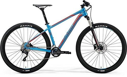 Unbekannt Herren Fahrrad 29 Zoll blau - Merida Big.Nine 300 Mountainbike - Suntour XCR Air Federgabel