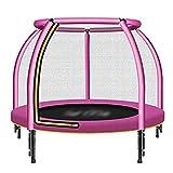LXYu-Adult trampoline Trampolin-Sicherheitsnetz-Rahmen-Schutzabdeckung, schlanke Aerobic-Übung, für Kinder im Freien und im Innenbereich, 200 kg