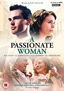 A Passionate Woman (2 discs) [DVD] [Import anglais]