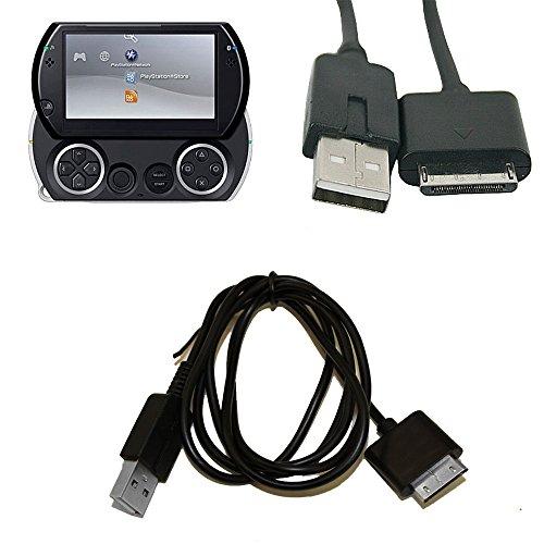 Gimax USB-Datenkabel/Ladekabel für PSP GO Ladekabel für Sony PSP Go Game Zubehör