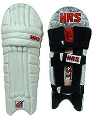 HRS Test Professional Light Weight Cricket Pads droite-gauche Batting Leg Guard