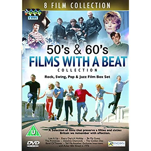 50's And 60's Films With A Beat Collection