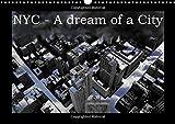 NYC - A dream of a city / UK-Version (Wall Calendar 2015 DIN A3 Landscape) (Calvendo Places)