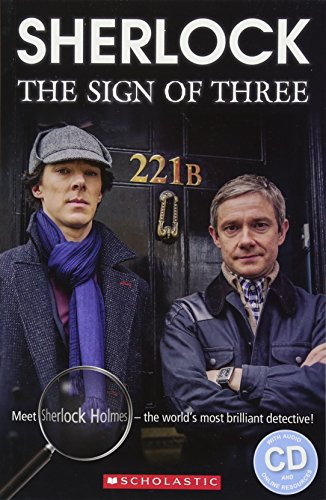 Sherlock: The Sign of Three (Scholastic Readers) por Fiona Beddall
