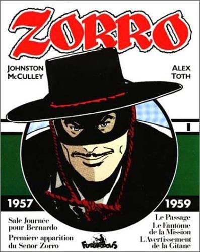 Zorro: (1957-1959) par Alex Toth