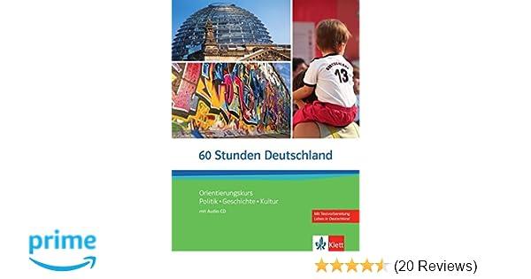 60 Stunden Deutschland Orientierungskurs Politik
