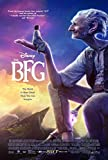 THE BFG - US Imported Movie Wall Poster Print - 30CM X 43CM Brand New Disney