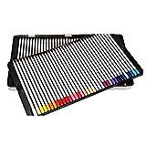 24 36 48 72 Farben Buntstifte Farbstifte Set mit Eisen Kisten (36 Farbe)