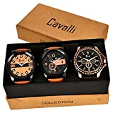 Cavalli Analogue Multi-Colour Dial Men'S...
