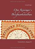 Opa Reisinger's Briefmarkenalbum: Deutsches Reich Jahrgang 1872