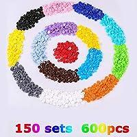 PQZATX 50 pcs T3 KAM Snaps Press Studs Scrapbook Sewing Buttons White