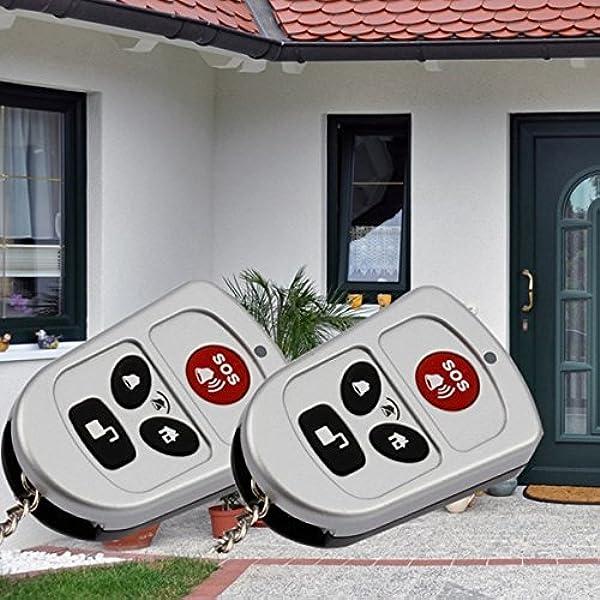confort télécommande pour tous les Olympia alarme 60xx 90xx 6571 2er set 5919