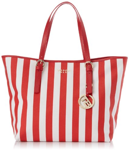tosca-blu-pantelleria-rigata-shopping-bag-red-size-one-size
