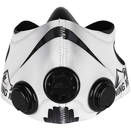 IRIS Training 2.0 Mask Elevation, Fitness Mask, Workout Mask, Running Mask, Breathing Mask, Resistance Mask, Elevation Mask, Cardio Mask, Endurance Mask for Fitness (Medium)