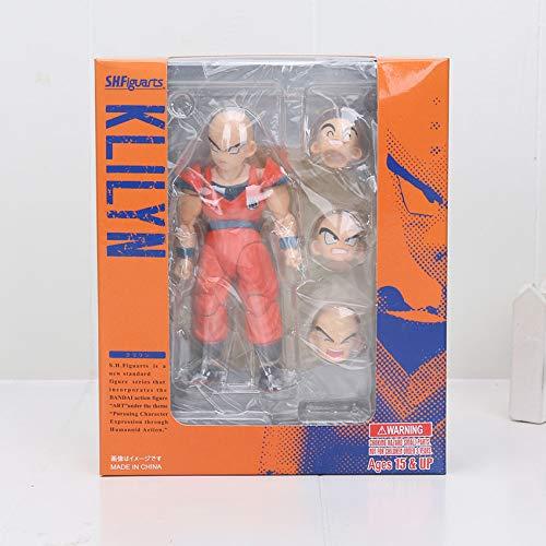 B123 Action & Toy Figures - 11.5-17cm Dragon Ball Z Figure SHFiguarts Super Saiyan Son Goku Trunks Vegetto Vegeta Frieza Gohan Krillin Lazuli Figure Toy SHF - by 1 PCs