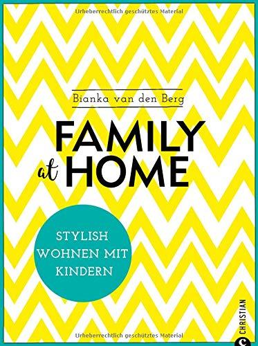 Wohnen mit Kindern: Family at home. Stylish wohnen mit Kindern. Ein Wohnbuch für die Familie. Wohnideen für ein Leben mit Kindern. Mit Kindern in einem gestylten Zuhause wohnen. - Stauraum-insel