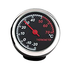 Auto-Thermometer Stahl