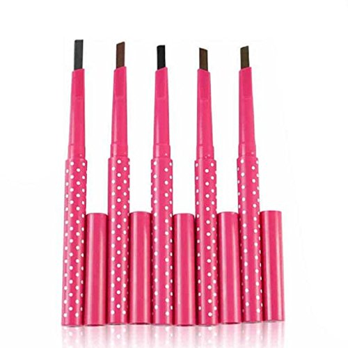 Internet 5 pcs Maquillage Outil étanche Sourcils Atomatique Crayon Sourcils Liner