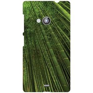 Nokia Lumia 535 Back Cover - Scenic Designer Cases