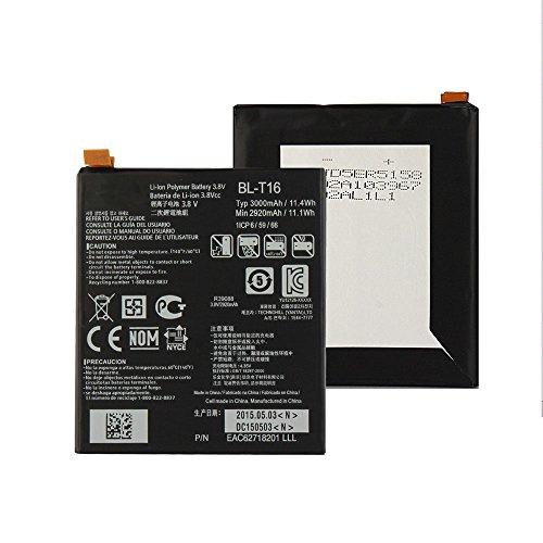 Li-Ion Batterie téléphone portable bl-t163000mAh pour lg g Flex 2VU vu4H950h955h959